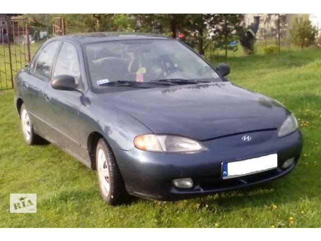 продам б/у Детали кузова Капот Легковой Hyundai Elantra 1997 бу в Львове