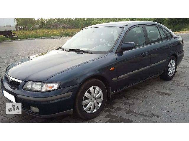 купить бу б/у Детали кузова Капот Легковой Mazda 626 1997 в Львове