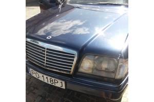 б/у Капот Mercedes 124