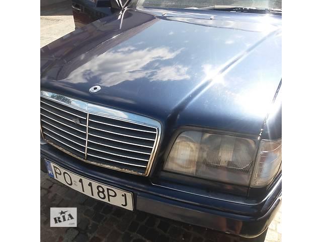 б/у Детали кузова Капот Легковой Mercedes 124- объявление о продаже  в Костополе