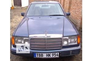 б/у Капоты Mercedes 124