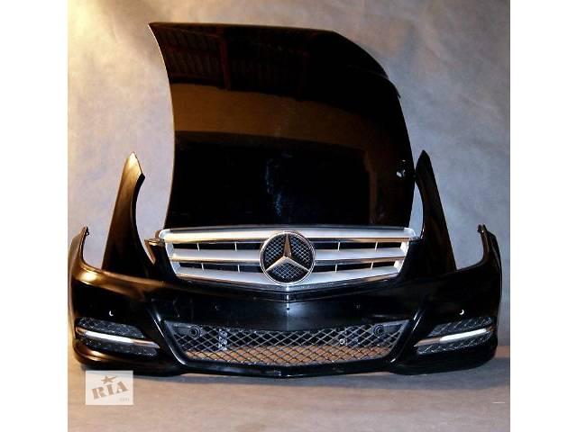 продам б/у Детали кузова Капот Легковой Mercedes C-Class w204 бу в Киеве