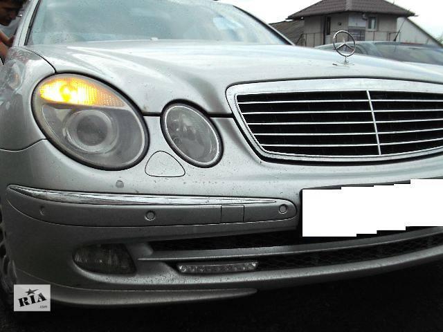 продам Б/у Детали кузова Капот Легковой Mercedes E-Class 2005 бу в Львове