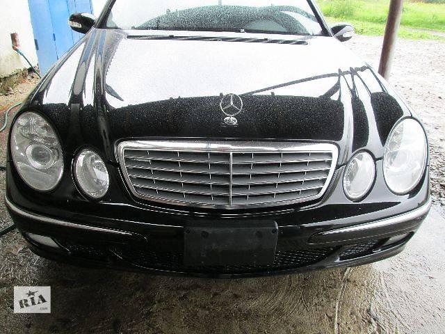 бу б/у Детали кузова Капот Легковой Mercedes E-Class Седан 2006 в Ивано-Франковске