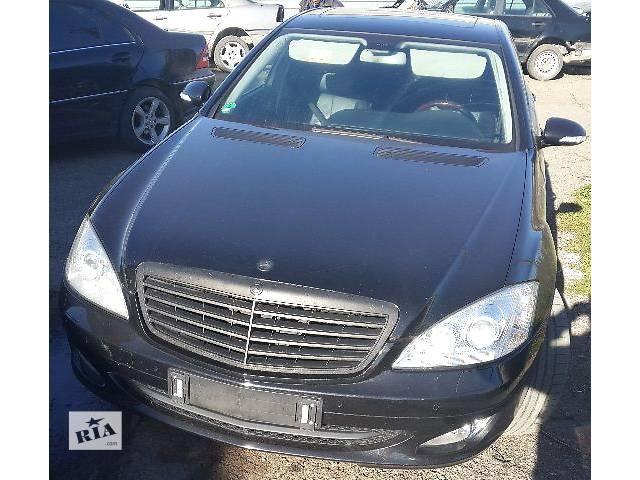 продам Б/у Детали кузова Капот Легковой Mercedes S-Class 2008 бу в Львове