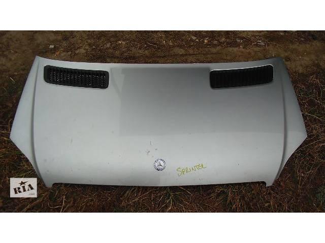 купить бу б/у Детали кузова Капот Легковой Mercedes Sprinter 2008 в Ковеле