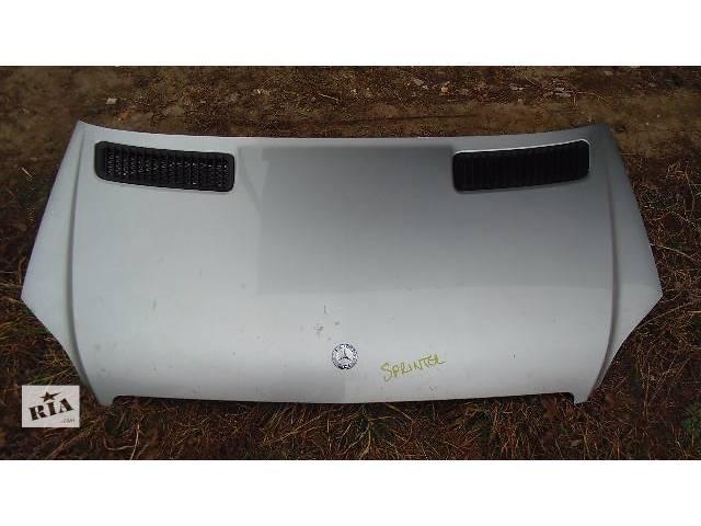 б/у Детали кузова Капот Легковой Mercedes Sprinter Crafter 2008- объявление о продаже  в Ковеле
