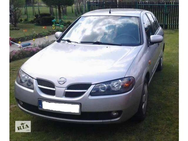 продам б/у Детали кузова Капот Легковой Nissan Almera 2004 бу в Львове