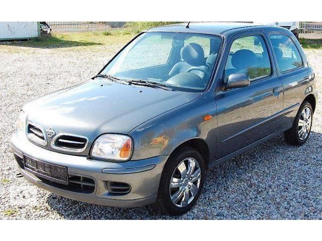 продам б/у Детали кузова Капот Легковой Nissan Micra 1999 бу в Львове