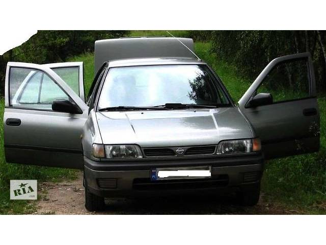 бу б/у Детали кузова Капот Легковой Nissan Sunny 1994 в Львове