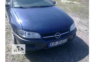 б/у Капот Opel Omega B