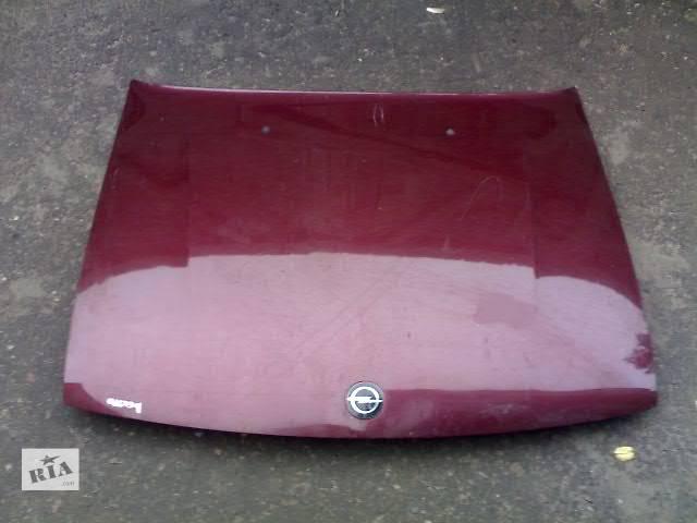 продам Б/у Детали кузова Капот Легковой Opel Vectra A бу в Сумах