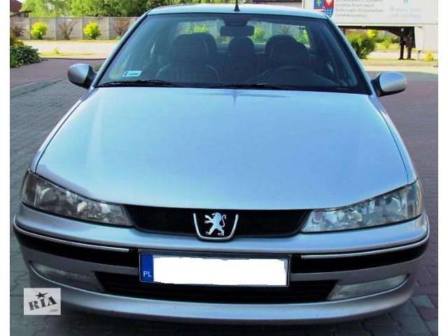 бу б/у Детали кузова Капот Легковой Peugeot 406 1999 в Львове