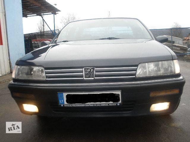 Б/у Детали кузова Капот Легковой Peugeot 605 Седан 1992- объявление о продаже  в Львове