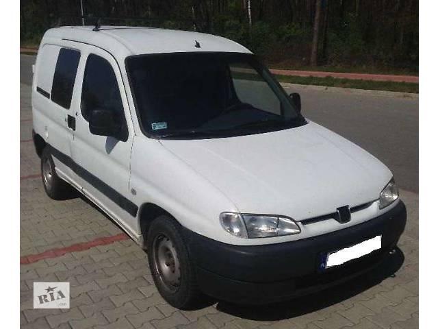 б/у Детали кузова Капот Легковой Peugeot Partner 2000- объявление о продаже  в Львове