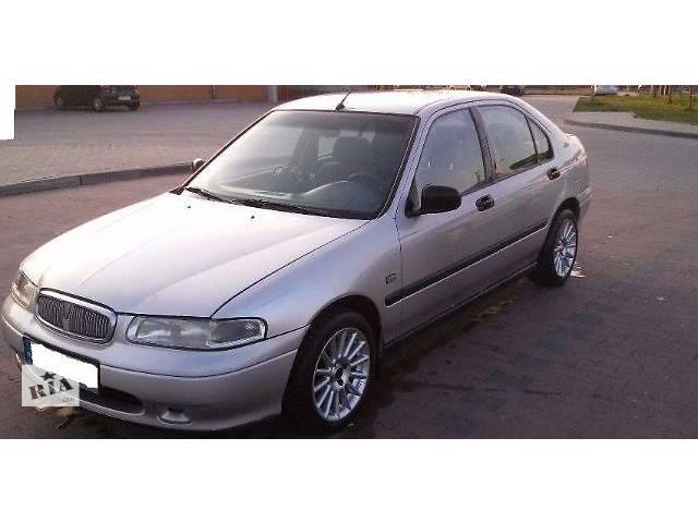продам б/у Детали кузова Капот Легковой Rover 416 1999 бу в Львове
