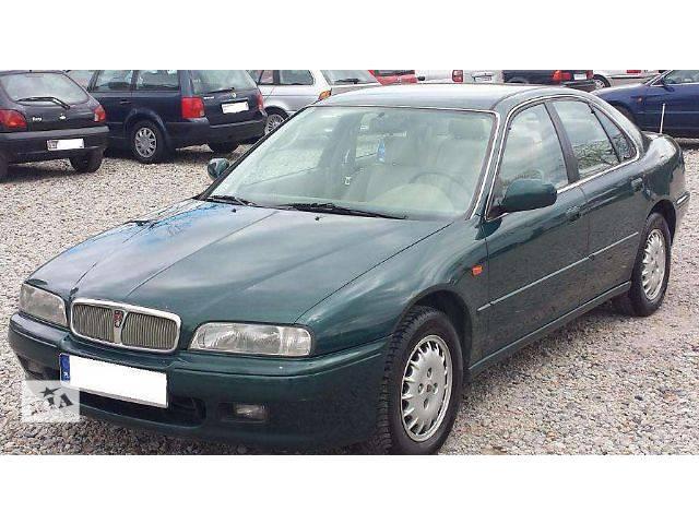 бу б/у Детали кузова Капот Легковой Rover 620 1998 в Львове