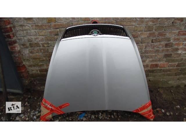 купить бу б/у Детали кузова Капот Легковой Skoda Octavia A5 2005 в Ковеле