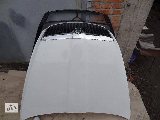 бу б/у Детали кузова Капот Легковой Skoda Octavia A5 2011 в Полтаве