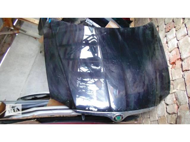 купить бу б/у Детали кузова Капот Легковой Skoda SuperB 2010 в Ковеле