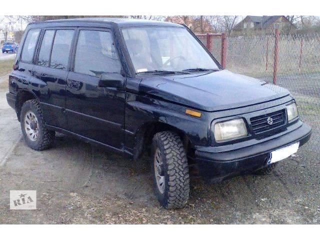 б/у Детали кузова Капот Легковой Suzuki Vitara 1995- объявление о продаже  в Львове
