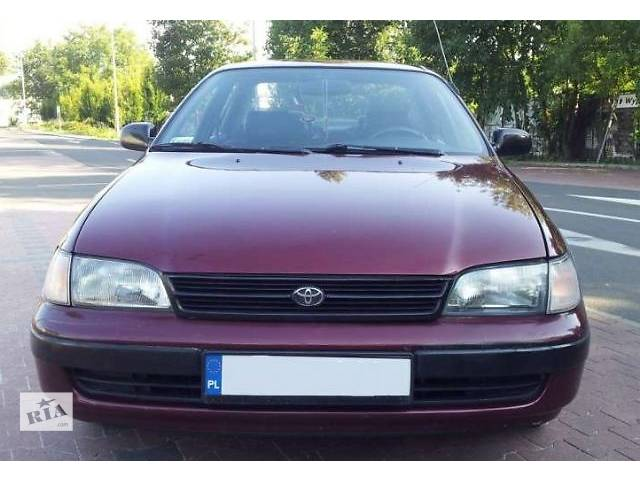 бу б/у Детали кузова Капот Легковой Toyota Carina E 1996 в Львове