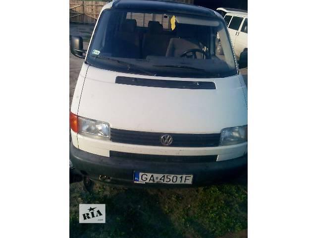 купить бу б/у Детали кузова Капот Легковой Volkswagen T4 (Transporter) в Ковеле
