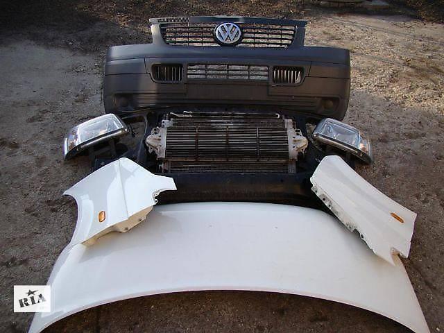 купить бу б/у Детали кузова Капот Легковой Volkswagen T5 (Transporter) в Киеве