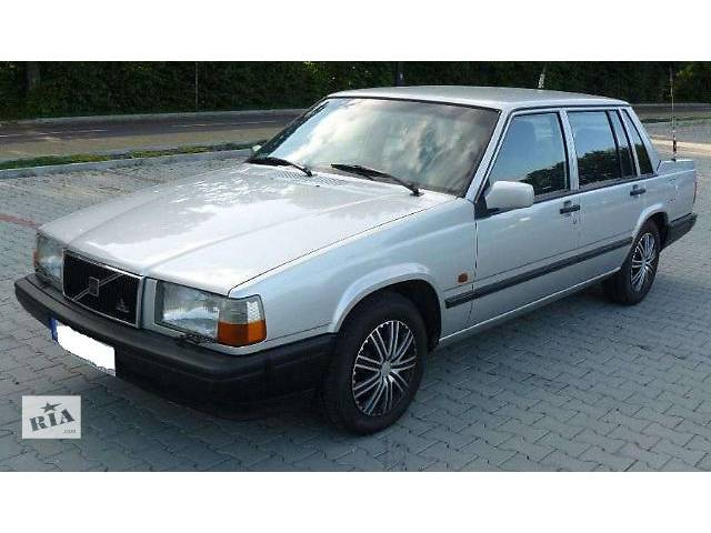 купить бу б/у Детали кузова Капот Легковой Volvo 740 1991 в Львове