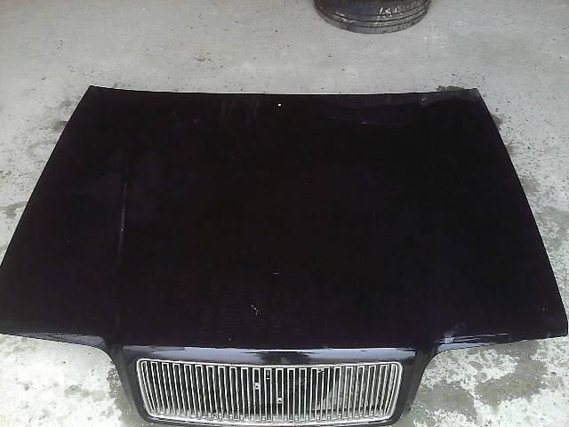 купить бу б/у Детали кузова Капот Легковой Volvo 850 1994 в Ивано-Франковске