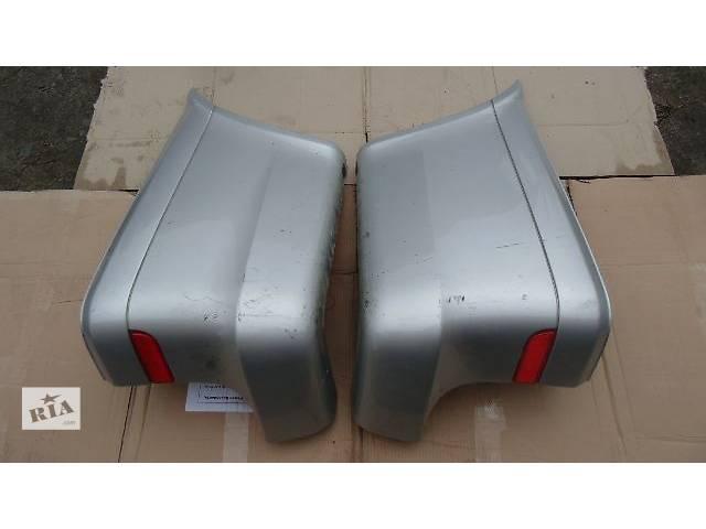 купить бу б/у Детали кузова Клык бампера Легковой Mercedes Vito 2008 в Ковеле
