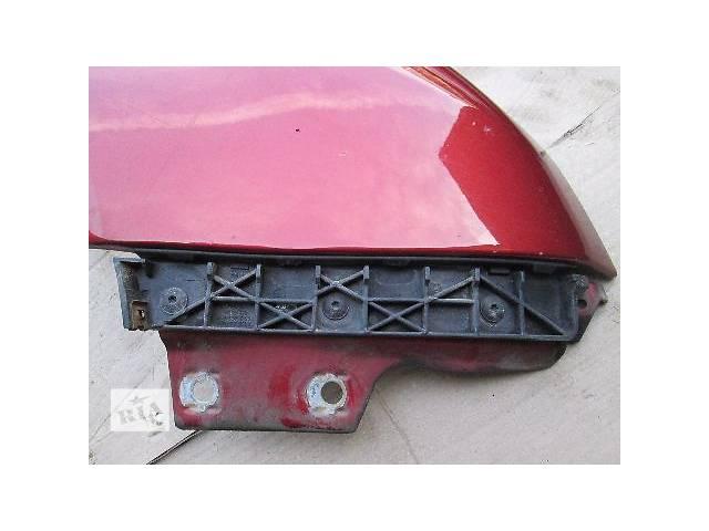 купить бу б/у Детали кузова Кронштейн бампера Легковой Skoda Fabia 2005 в Ковеле