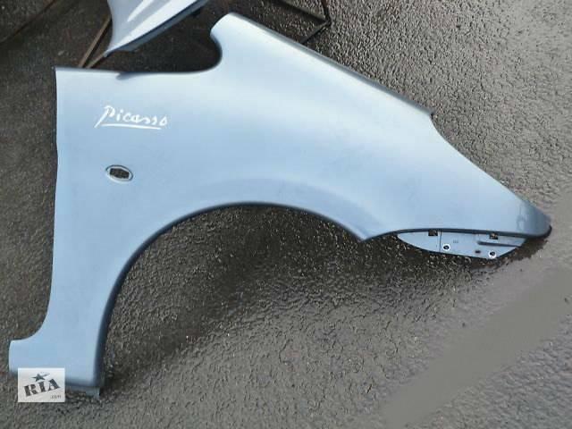 купить бу б/у Детали кузова Крыло переднее Citroen Xsara Picaso в Одессе