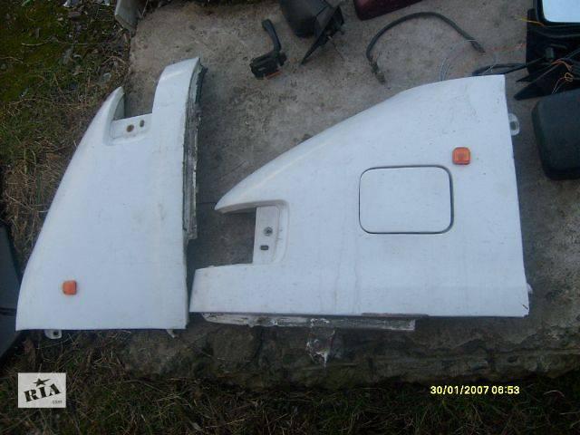 купить бу б/у Детали кузова Крыло переднее Грузовики Fiat Ducato 1999 в Самборе