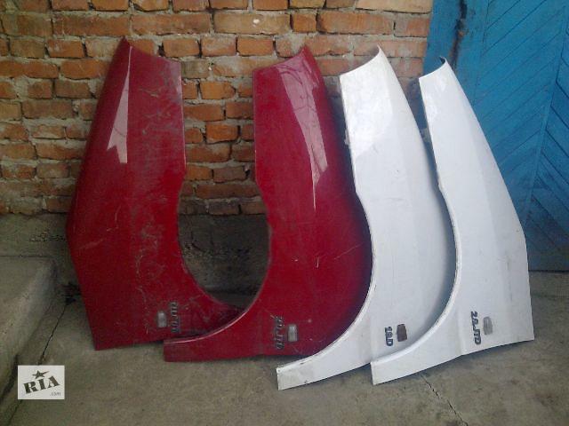 продам б/у Детали кузова Крыло переднее Легковое авто Fiat Scudo бу в Жидачове