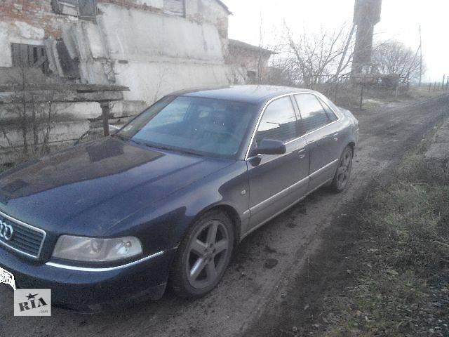 продам б/у Детали кузова Крыло переднее Легковой Audi A8 2001 бу в Львове