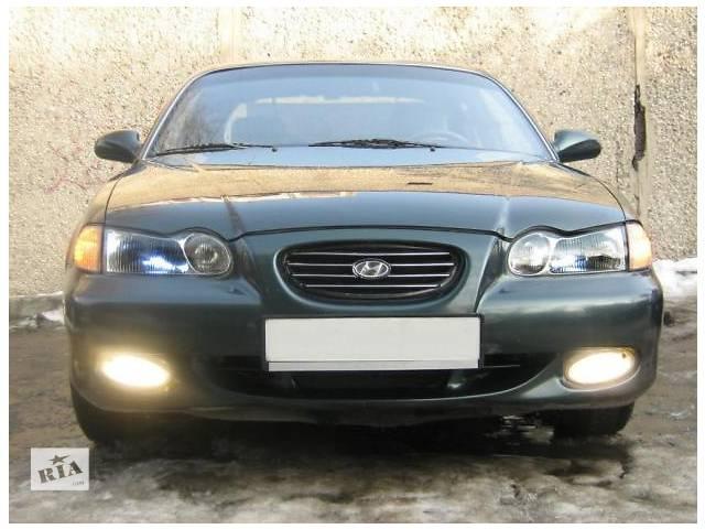 купить бу б/у Детали кузова Крыло переднее Легковой Hyundai Sonata Седан 1998 в Киеве