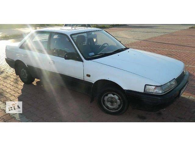купить бу б/у Детали кузова Крыло переднее Легковой Mazda 626 1990 в Львове
