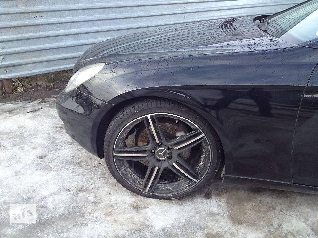 продам Б/у Детали кузова Крыло переднее Легковой Mercedes CLS-Class 2007 бу в Львове