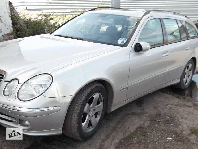 Б/у Детали кузова Крыло переднее Легковой Mercedes E-Class 2003- объявление о продаже  в Львове