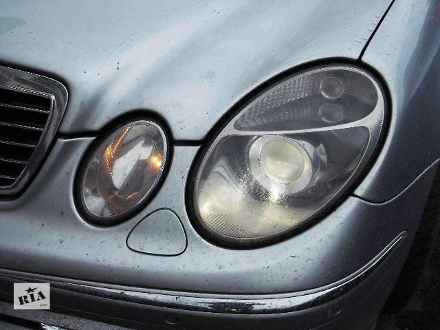 продам Б/у Детали кузова Крыло переднее Легковой Mercedes E-Class 2005 бу в Львове