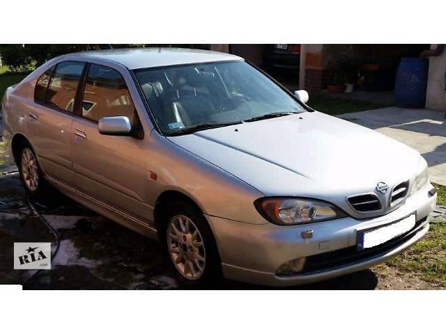 бу б/у Детали кузова Крыло переднее Легковой Nissan Primera 2001 в Львове
