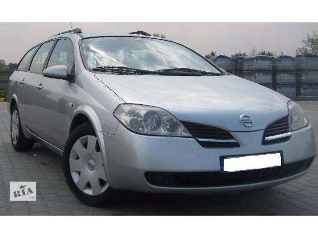 купить бу б/у Детали кузова Крыло переднее Легковой Nissan Primera 2004 в Львове