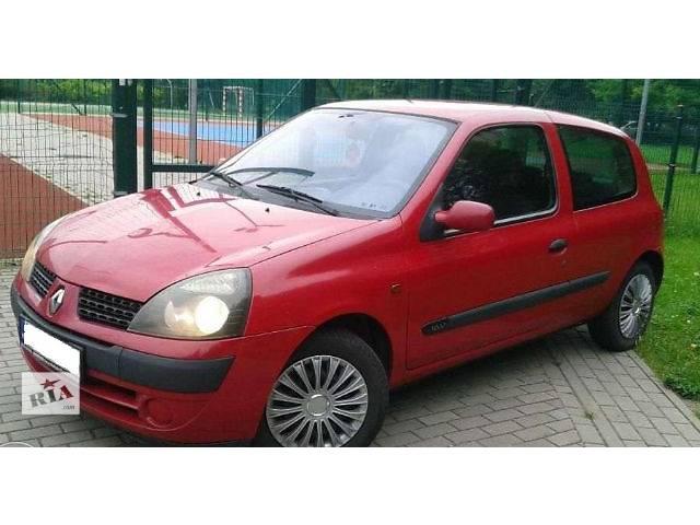 бу б/у Детали кузова Крыло переднее Легковой Renault Clio 2002 в Львове
