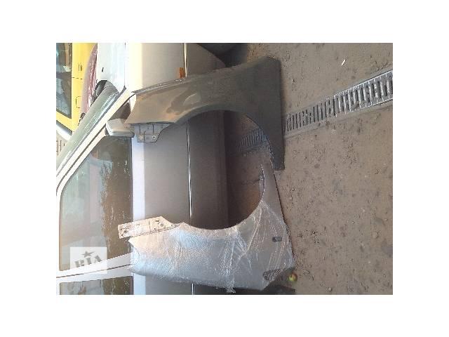 продам б/у Детали кузова Крыло переднее Легковой Volkswagen Caddy бу в Львове