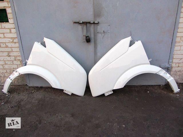 купить бу б/у Детали кузова Крыло переднее Легковой Volkswagen Crafter в Владимир-Волынском