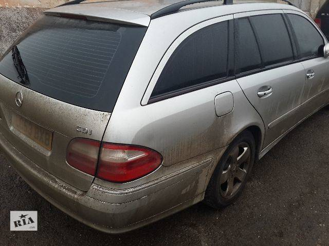 бу Б/у Детали кузова Крыло заднее Легковой Mercedes C Class Wagon в Львове