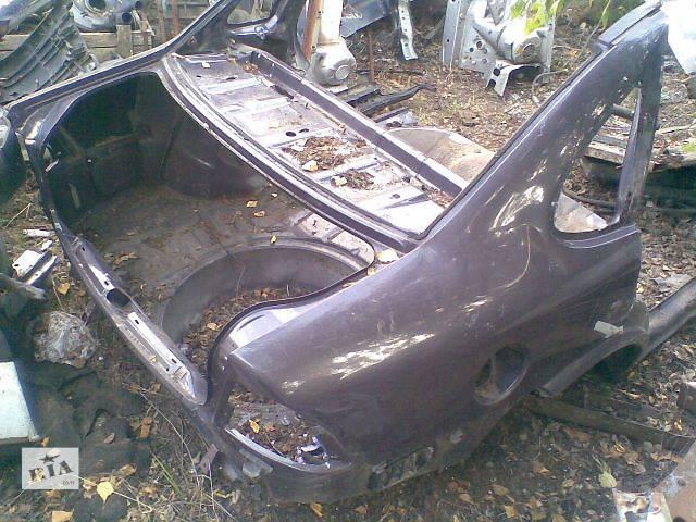 бу б/у Детали кузова Крыло заднее Легковой Opel Vectra B 1996 в Харькове