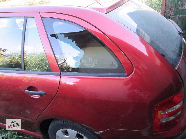 продам б/у Детали кузова Крыло заднее Легковой Skoda Fabia Combi 2005 бу в Ковеле