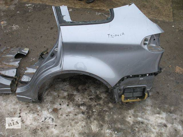 бу б/у Детали кузова Крыло заднее Легковой Subaru Tribeca 2008 в Луцке